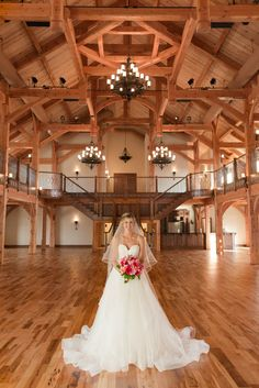 Bridal shoot in Grand Hall at Heartland Place, 81 Ranch. Truly You Photography