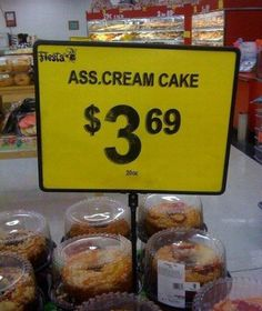 [Gross] Who wants some cake?