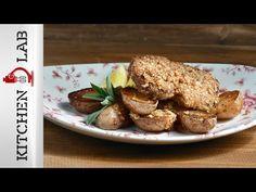 χοιρινές μπριζόλες ριγανάτες
