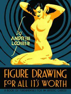 Figure Drawing for All It's Worth: Andrew Loomis: 9780857680983: Amazon.com: Books via PinCG.com