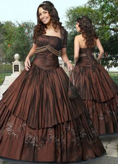 Designer Gown for lady
