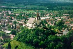 Basilika Rankweil, Rankweil, Austria - our daughter was married here and so were her grandparents Different Countries, Munich, Google Images, Austria, Switzerland, Paris Skyline, Beautiful Places, Germany, Europe