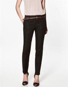 FinalFit Pencil Casual Pants Women Spring Summer Autumn Suit Pants Trousers Women Pantalon Mujer #womentrousers