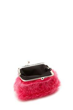 PEDIDOS SOLO POR #ENCARGO  #CatálogoNoviembre2016  Código: F-48 Faux Fur Coin Purse Color: Hot pink Precio: ₡8.500  Whatsapp  ☎8963-3317, escribir al inbox o maya.boutique@hotmail.com  Envíos a todo el país. #MayaBoutiqueCR