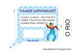 Adivinhas projeto folclore para ornamentar a sala Folk, Education, Letter P Activities, Diy Projects, First Day Of Class, School Agenda, Index Cards, Popular, Fork