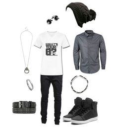 BAP look for men. I particularly like this kind of look for guys :)