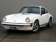 1976 Porsche 912 E Coupe Matching Numbers, sunroof
