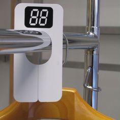 """Marcador de tallas """"digital"""" (50 Uds.)"""