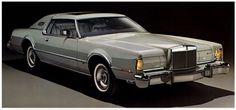 1976 Lincoln Continental Mark IV 2-Door Hardtop