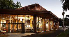 **Devonport Library, New Zealand