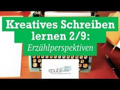 Kreatives Schreiben lernen für Autoren 2/9: Erzählperspektiven - YouTube