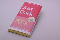 Dark Chocolate Bar 100g net