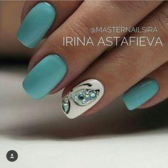How to choose your fake nails? - My Nails Butterfly Nail Designs, Butterfly Nail Art, Nail Art Designs, Nails Design, Teal Nails, Love Nails, My Nails, Cute Nail Art, Super Nails