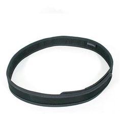 BlackHawk Trouser Belt, Inner Belt, with Hook & Loop, Medium inches - 36 inches), Black - Endless Box Military Belt, Tactical Belt, 42 Inch, Fitbit Flex, Trousers, Medium, Black, Box, Trouser Pants