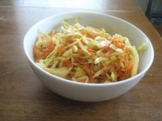Yummy, Easy Mexican Coleslaw http://thriftydivas.com/yummy-easy-mexican-coleslaw/ #recipe