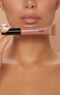 L'Oréal Paris Infallible Nudist Matte Lip Paint 210 Dead Lips - Lippen Make-Up Colors For Dark Skin, Natural Lip Colors, Natural Lips, Natural Lashes, Natural Makeup, Lipsence Lip Colors, Matte Lip Color, Lipstick Colors, Eye Makeup