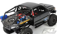Pro-Line Ford F-250 Super Duty Cab 3392 for Rock Crawler