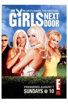 Girls Next Door.....I love these three girls...