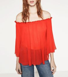 From NYC to L.A., Every Girl Is Obsessed With This Top via @WhoWhatWear