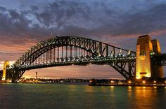 Sydney Harbour Bridge is the widest long-span bridge in the world at a total length of 3,770ft!