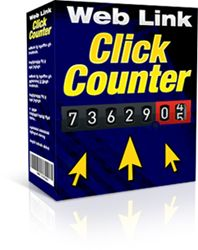 Here's A Quick And Easy, Low Cost Way To Track The EXACT Response To Any Ad, Anywhere...Web Link Click Counter makes it quick and easy to track the number of clicks....Software With MRR.