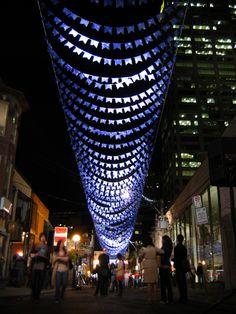 Noite de São João, 2007, Toronto, Canada.
