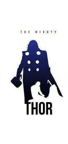 Silhouettes by Steve Garcia | Thor.