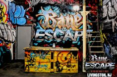 Our fans have quoted bane escape was immersive exciting and intense. Bane Escape offers one of the most unique experiences you will find. Come find out why! Ticket link in our bio or go to www.baneescape.com