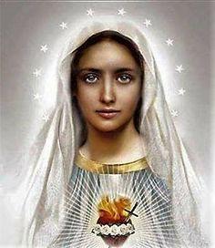 Cœur Douloureux et Immaculée de Marie