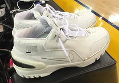 LeBron Brings Out Nike Air Zoom Generation Rookie Of The Year For Today's Practice