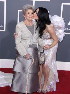 Katy Perry: Grammy angel