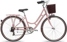 Raleigh Cameo pink bike