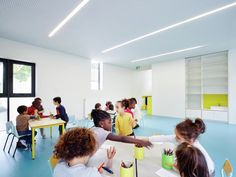 Gallery of Nursery School Extension / graal architecture - 14