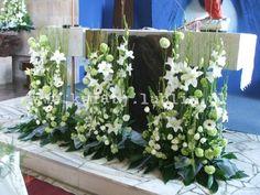białe kwiaty « Pracownia florystyczna Passja-Flora