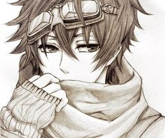I like this fanart even though his eyes look softer than usual | Gareki | Karneval