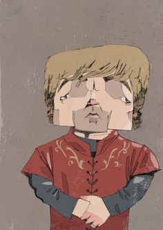 Tyrion Lannister by Alexander Jackson