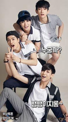 Got7 ~ BamBam, Jackson, Youngjae & Jinyoung