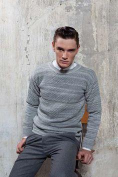 S.N.S. Herning Autumn/Winter 2012 Men's Knitwear