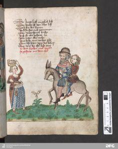 Schachzabelbuch - Cod.poet.et phil.fol.2 Konrad von Ammenhausen Hagenau 1467 [29]11r