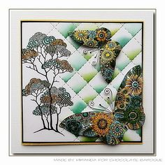 More Patchwork ideas...... (by Miranda)