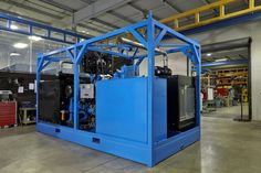 Hydraulic Power Units are designed to provide power to a wide range of hydraulically driven equipment such as winches, hose reelers, spooling winches and other hydraulically powered equipment. Find more information at windlassengineers.com.