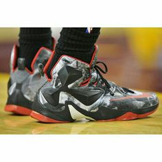 bea2888efd3  SoleWatch   kingjames laced up his celebratory