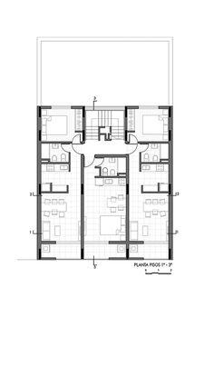 Gallery of Tucumán Building / Garnerone + Ramos Arq - 27