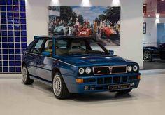 Lancia Delta Integrale Evo II Blu Lagos For Sale (1994)