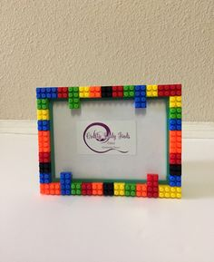 A personal favorite from my Etsy shop https://www.etsy.com/listing/507027297/lego-frame