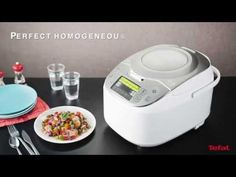 Advanced Multicooker 45 in 1 by Tefal - Almond chicken recipe - YouTube