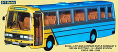 Leyland Leopard Duple Dominant MK2 Coach Company Kelvin Scottish Route 1 - Chartered or 5 to Lenzie £15.99