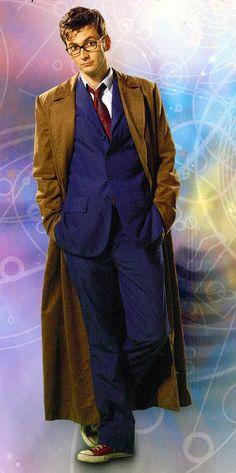 Doctor Who Cosplay and Costuming - Ten Breakdown 2.0