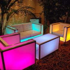 аренда led мебели украина
