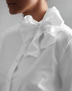 How-to upgrade a basic white button up shirt
